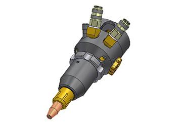 Plasmatron Brenner 55