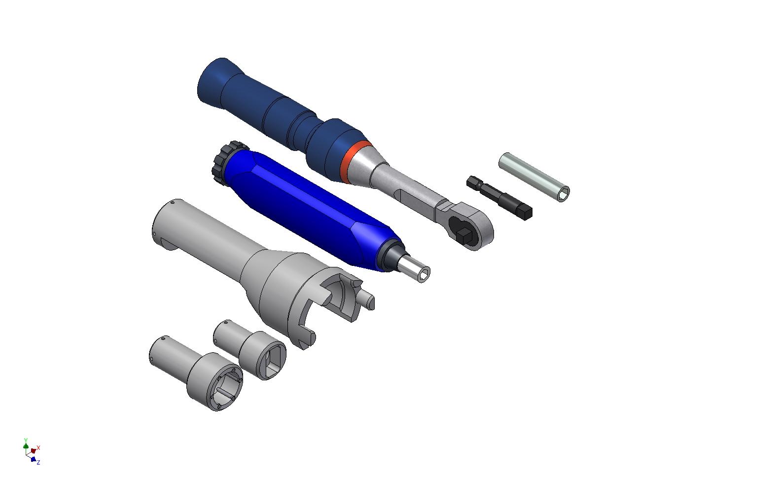 Tool Set PTR60-064