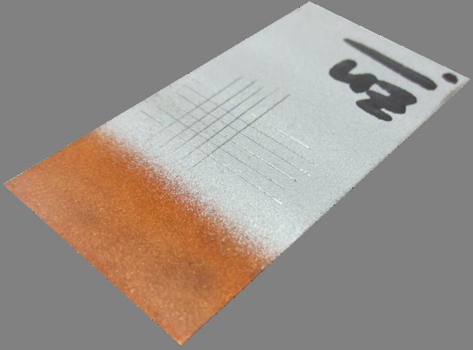 Anti-corrosive Zinc layer