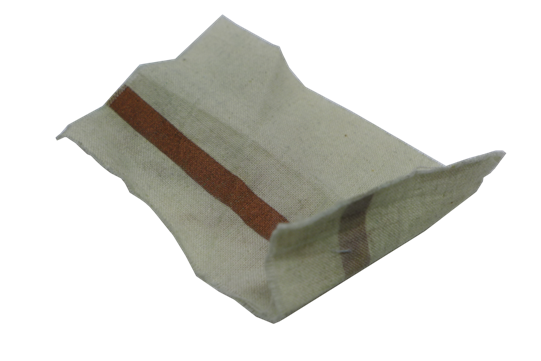 Conductive Cu layer on textiles
